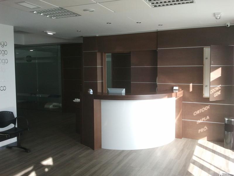 Muebles de laboratorio de protesis dental